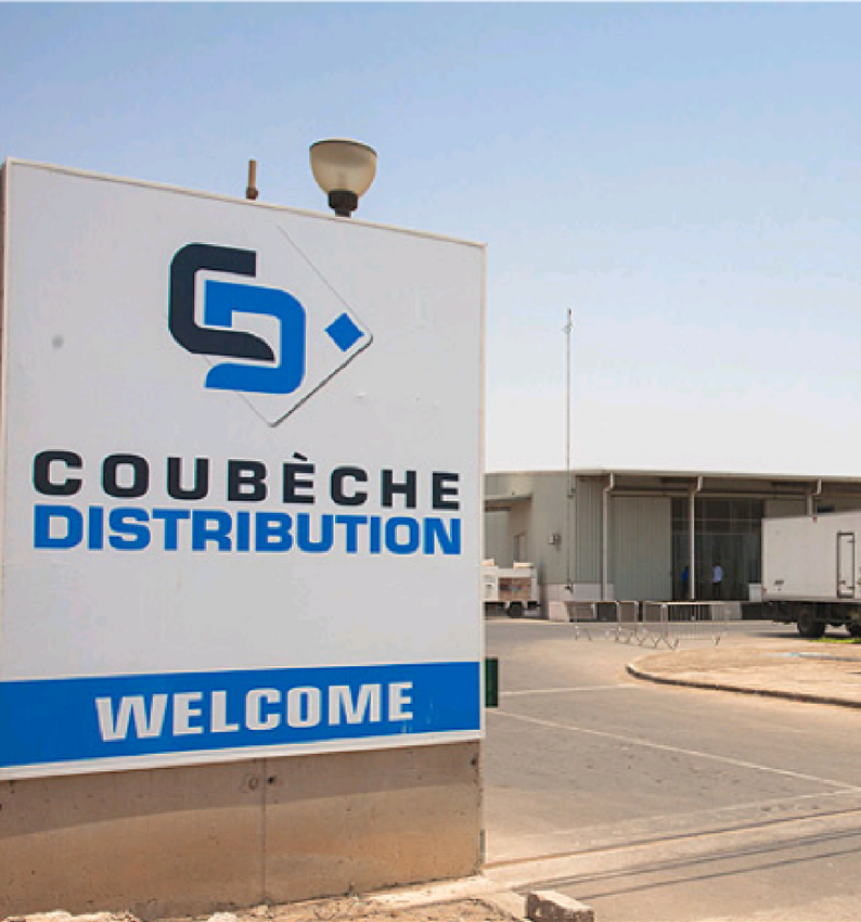 distribution coubeche